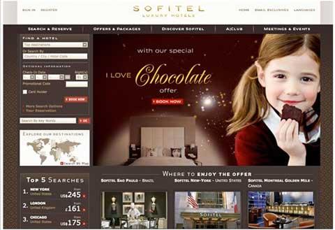 呼和浩特酒店网站建设